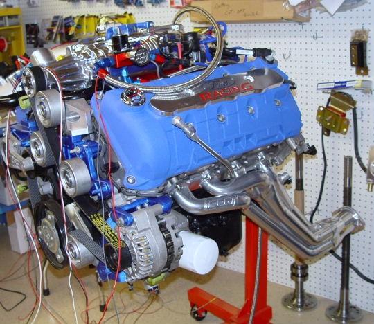 Complete 4 6l Amp 5 4l Engines