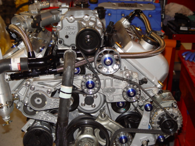 complete 4 6l 5 4l engines 4 6l dohc 03 04 cobra engine