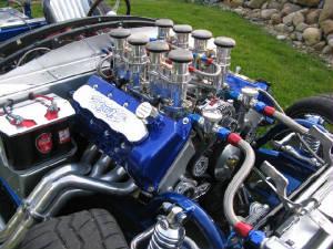 5 4L DOHC Engine for Cobra Replica
