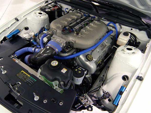 Boss 302 Intake Manifold >> FR500 Cammer Engine