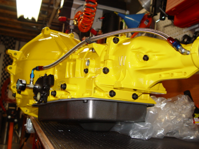 Ford Aode And 4r70w Transmission