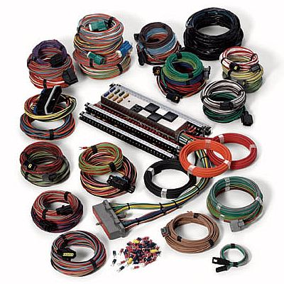 telorvek kit custom wiring harnesses & electrical supplies automotive wiring harness supplies at aneh.co